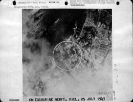 Kiel - Bombenterror 1943