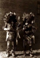 Indianer - Magie