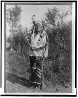 Long Time Dog - Hidatsa