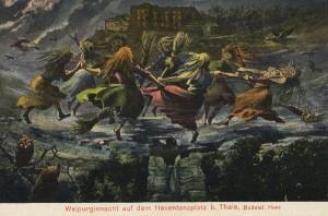 Walpurgisnacht im Harz