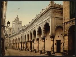 Algier - Grosse Moschee