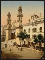 Algier - Kathedrale