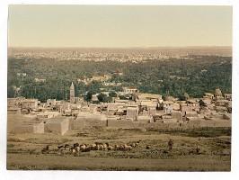 Damaskus - Ansicht