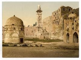 Jerusalem - Antoniaturm
