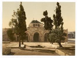 Jerusalem - El Aksa