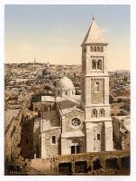 Jerusalem - Sankt Sevior
