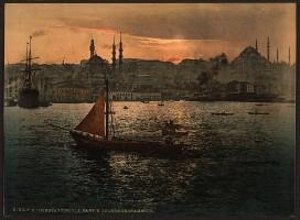Konstantinopel - Ansicht II