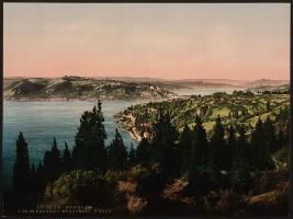 Konstantinopel - Bosporus