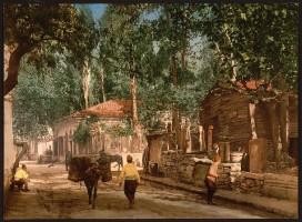 Konstantinopel - Scutari I