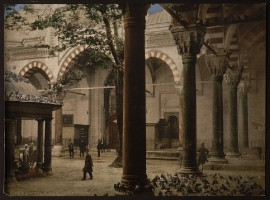 Konstantinopel - Sultan Bajazid Moschee